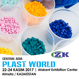 Central Asia Plast World 2017 Fuarı