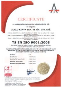 Quality-Certificates