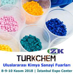TURKCHEM 2018 Uluslararası Kimya Sanayi Fuarları